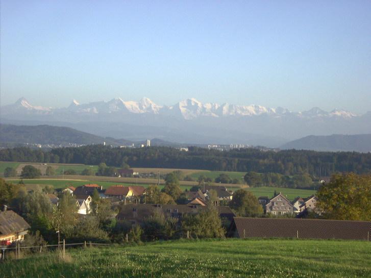 3 1/2 Zimmer - Dachwohnung in 3038 Kirchlindach Bern 2