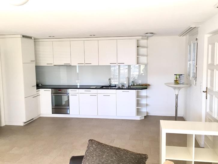 Neu renovierte 2 Zimmer Wohnung mit Seeblick in Jona SG 2