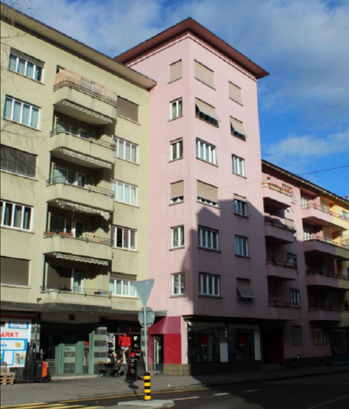 1.5-Zimmer-Wohnung in Biel zu vermieten  im 3. Obergeschoss !!! 2502 Biel/Bienne,
