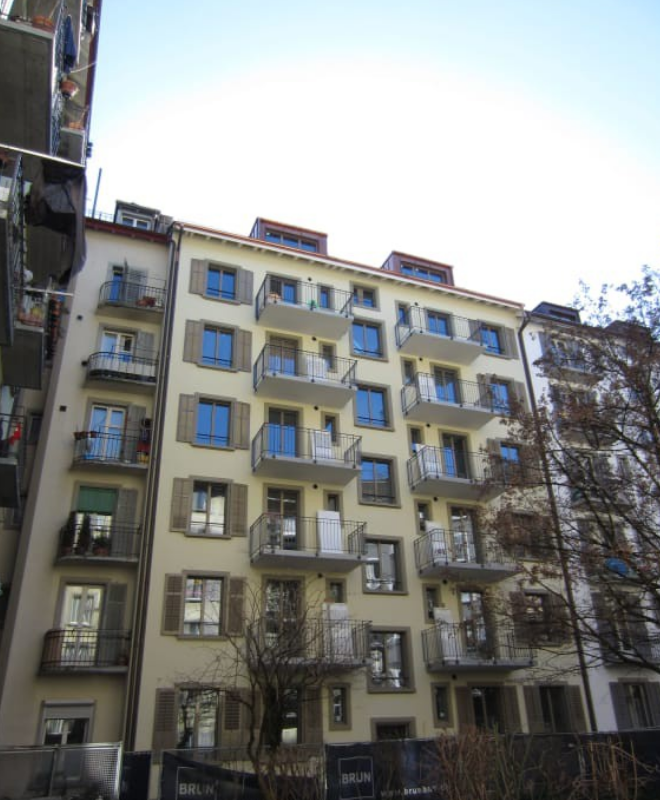 Zentrale 2.5-ZimmerWohnung, modernes Wohnen in der Neustadt !! 6003 Luzern