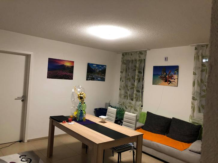 2 Zimmer Wohnung in Wil SG 2