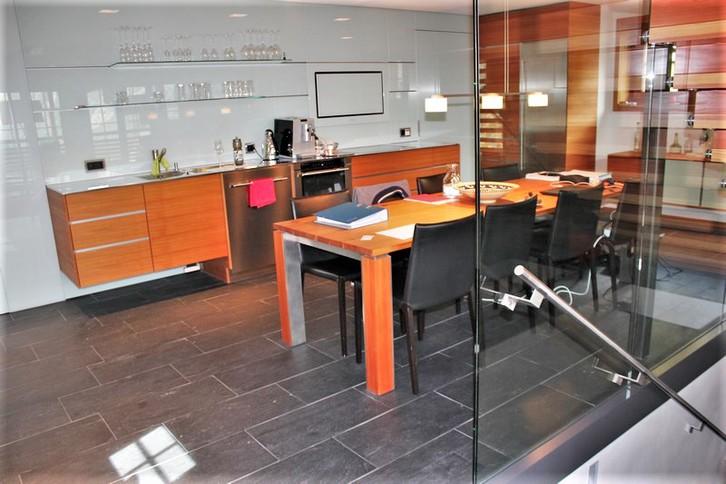 Luxus-Chalet  in Saas-Fee, in bester erhöhter Lage mit wunderschöner Aussicht 3