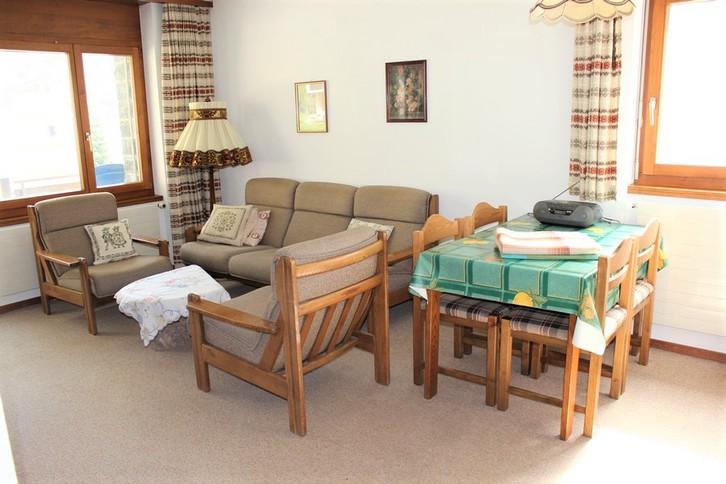 Haus ARCA Helle gemütliche 2.5-Zimmer-Eckwohnung, zentrale Lage, Ski-In   3954 Leukerbad
