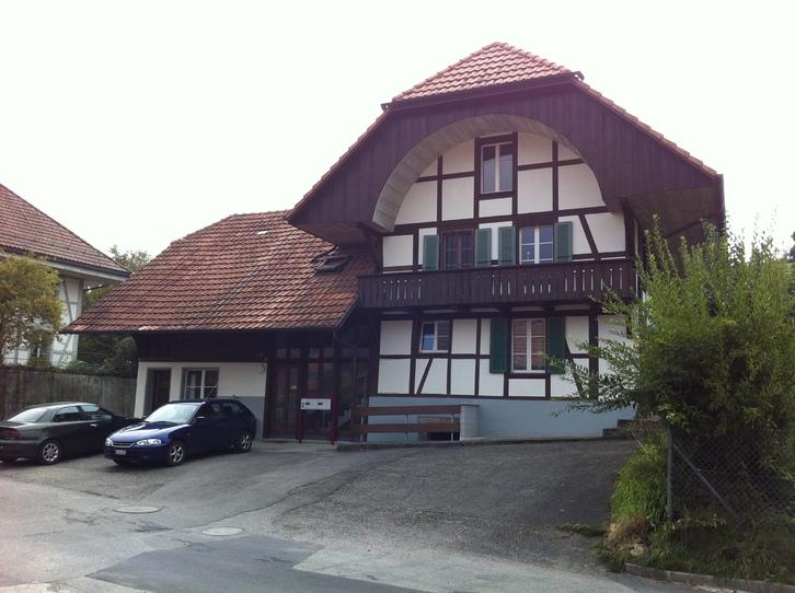 Wohnung in ehemaligem Bauerhaus in Jens 2565 Jens