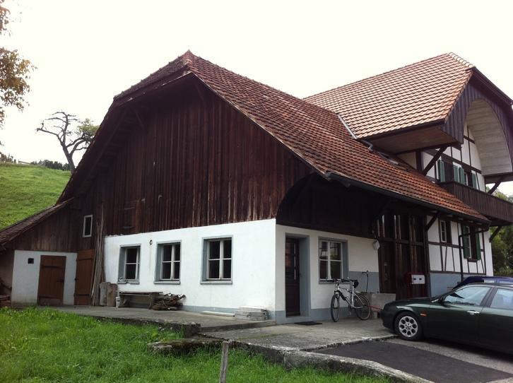 Wohnung in ehemaligem Bauerhaus in Jens 2
