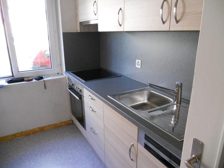 3 Zimmer Wohnung mit Garage u 1 Aussenparkplatz 2