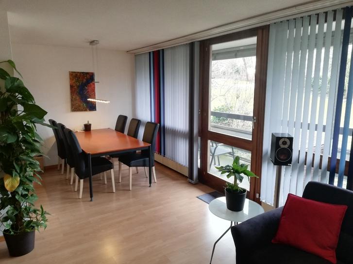 Von privat ruhige, sonnige 3,5 Zimmer Eigentumswohnung inkl. EHP 3