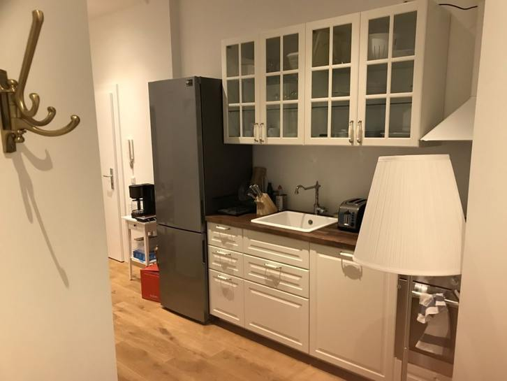 Schöne 1-Zimmer-Wohnung in Grossbasel 3