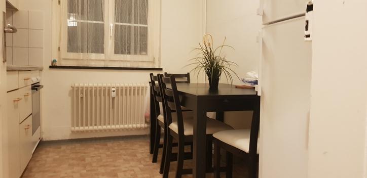 3 Zimmer Wohnung in Bümpliz Bern 4