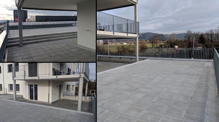 3.5-Zimmerwohnung mit grosser Terrasse 68m2 5036 Oberentfelden