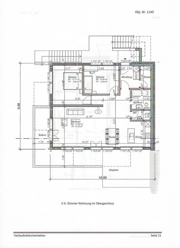Lenk im Simmental: 3.5-Zimmer-Wohnung zu vermieten 4