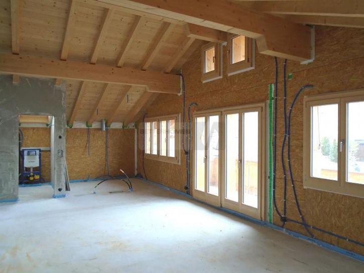 Lenk im Simmental: 3.5-Zimmer-Dachwohnung zu vermieten 2