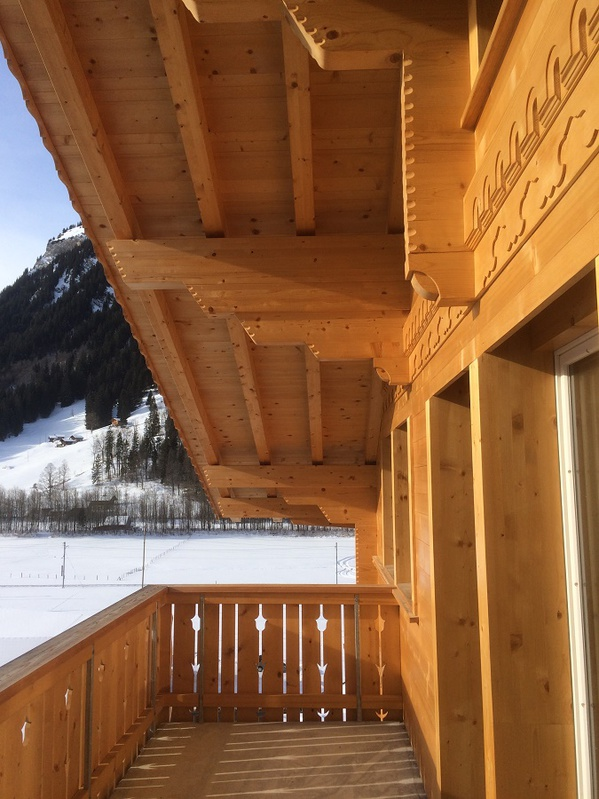 Lenk im Simmental: 3.5-Zimmer-Dachwohnung zu vermieten 3
