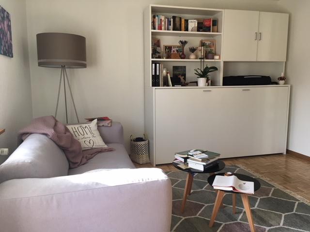 Möblierte 1 1/2 Zimmer Wohnung 2