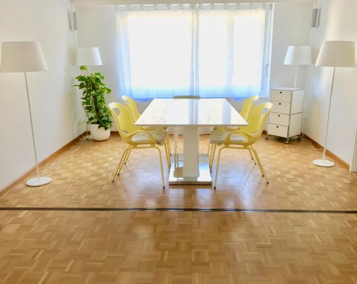 Schöne sonnige grosszügige 3.5 Zimmerwohnung 110 m2 mit gehobenem Standard an ruhiger Lage im Grünen 2