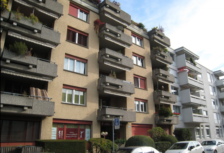 2.5-Zimmerwohnung an sonniger Lage mitten in Zürich-Oerlikon! 8050 Zürich