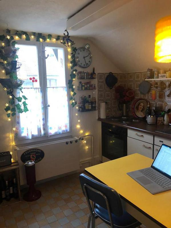 1.5 Zimmer Wohnung in der Berner Länggasse 2