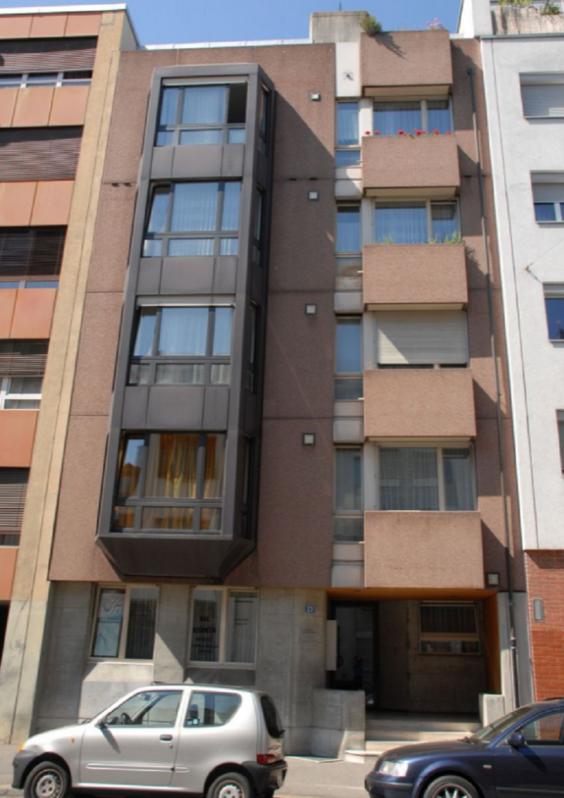 2.5-Zimmer-Wohnung in des Musical Theaters und Messezentrum  4058 Basel