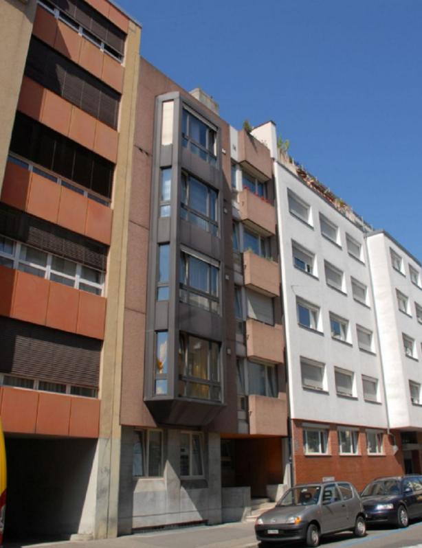 2.5-Zimmer-Wohnung in des Musical Theaters und Messezentrum 2