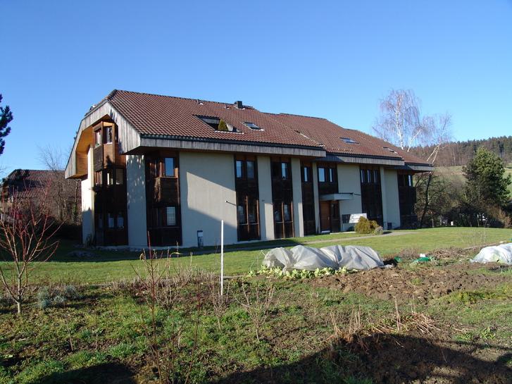 Zu vermieten per sofort,  oder nach Vereinbarung. 3 1/2 Zimmer - Dachwohnung in 3038 Kirchlindach 4