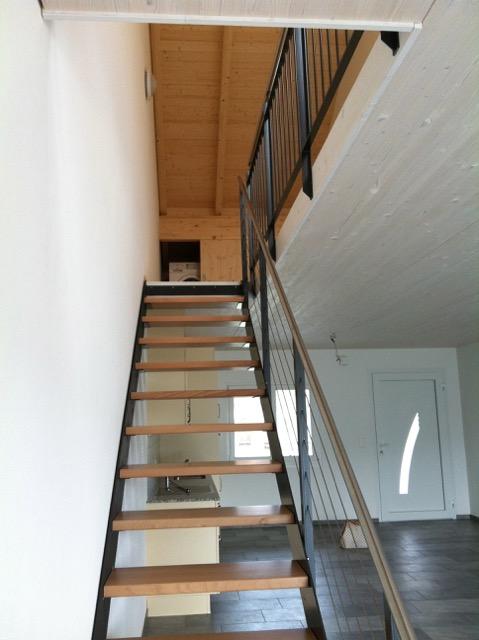 Loft / Maisonette Wohnung mit Terrasse 3
