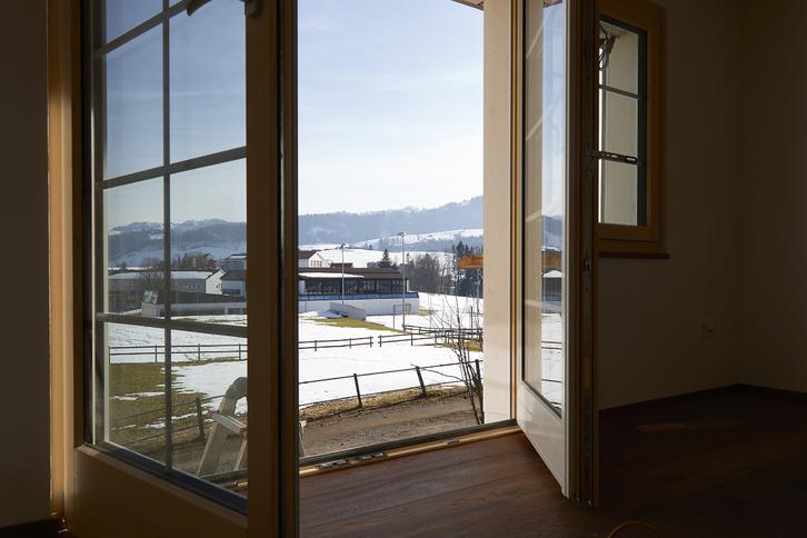 3 Zimmer Wohnung mit Balkon, Stein AR 2