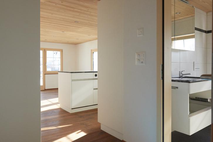 3 Zimmer Wohnung mit Balkon, Stein AR 3