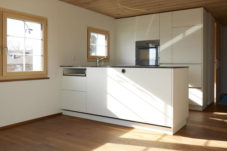 3 Zimmer Wohnung mit Balkon, Stein AR 4