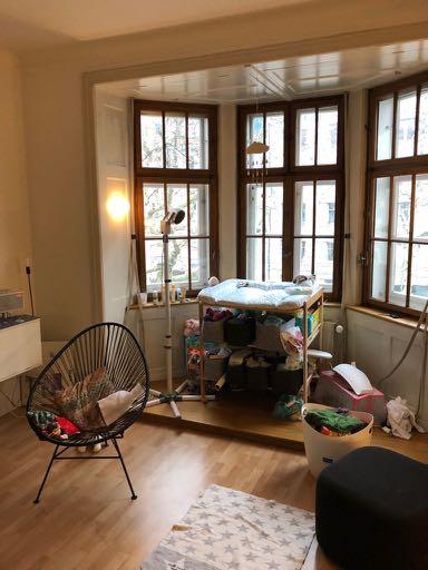 3 Zimemrwohung in Baumgartnerhaus (Jahrhundertwende) 4056 Basel
