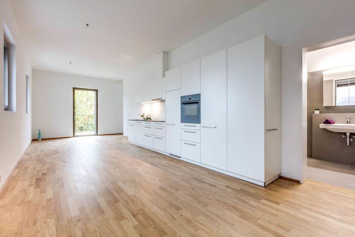 Schöne Parterre-Wohnung mit hohen Räumen und Sitzplatz 6033 Buchrain