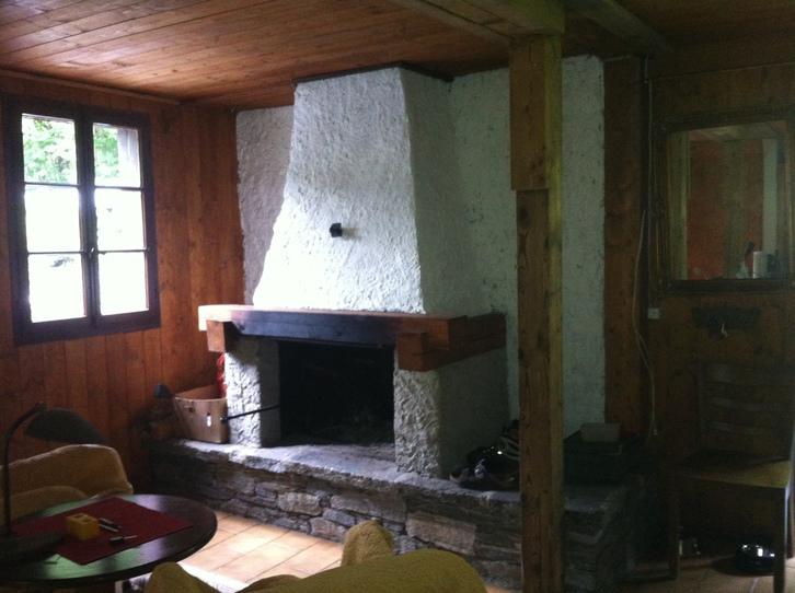 Holzhütte ins Tessin 2