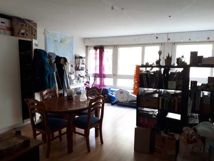 Sehr günstige 1.5 Zimmer Wohnung mittem in Bern ohne Balkon 3007 Bern