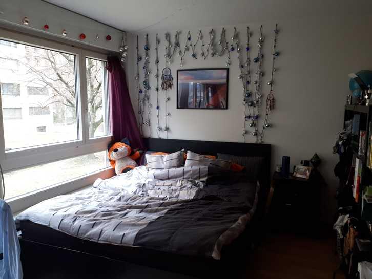 Sehr günstige 1.5 Zimmer Wohnung mittem in Bern ohne Balkon 3
