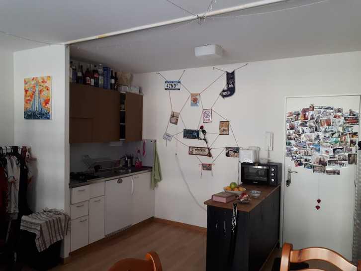 Sehr günstige 1.5 Zimmer Wohnung mittem in Bern ohne Balkon 4