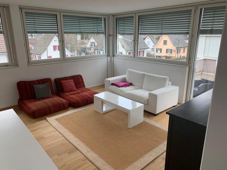 Möbilierte 2.5 Zimmer Wohnung  8046 Zürich
