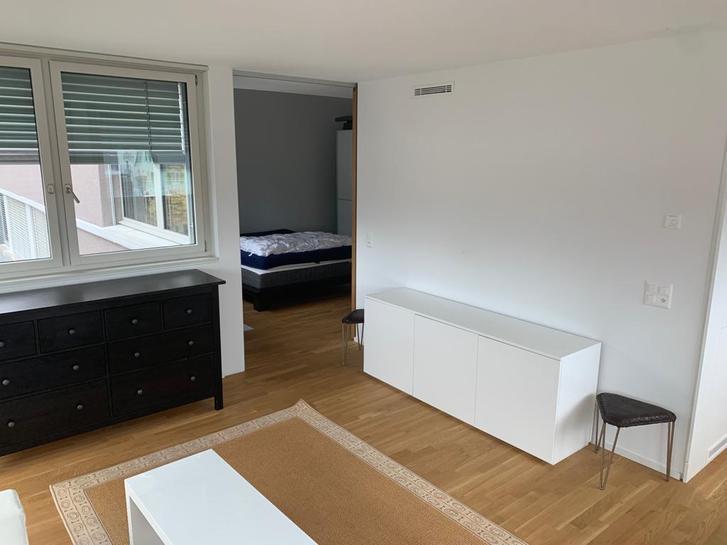 Möbilierte 2.5 Zimmer Wohnung  3