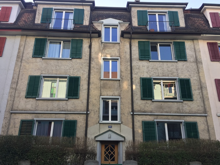 grosse heimelige 2 Zimmerwhg. mit Wohnküche in Basel 4052 Basel