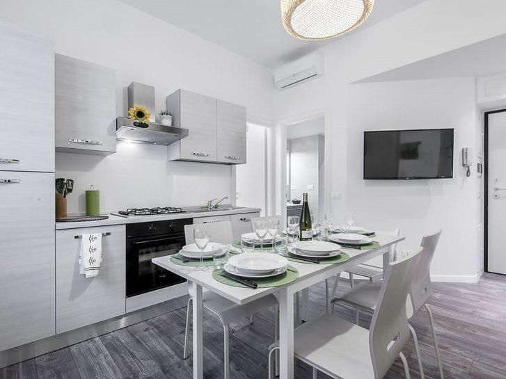 lumineux appartement de 2 pièces proche de la Gare Cornavin 1201 Genève