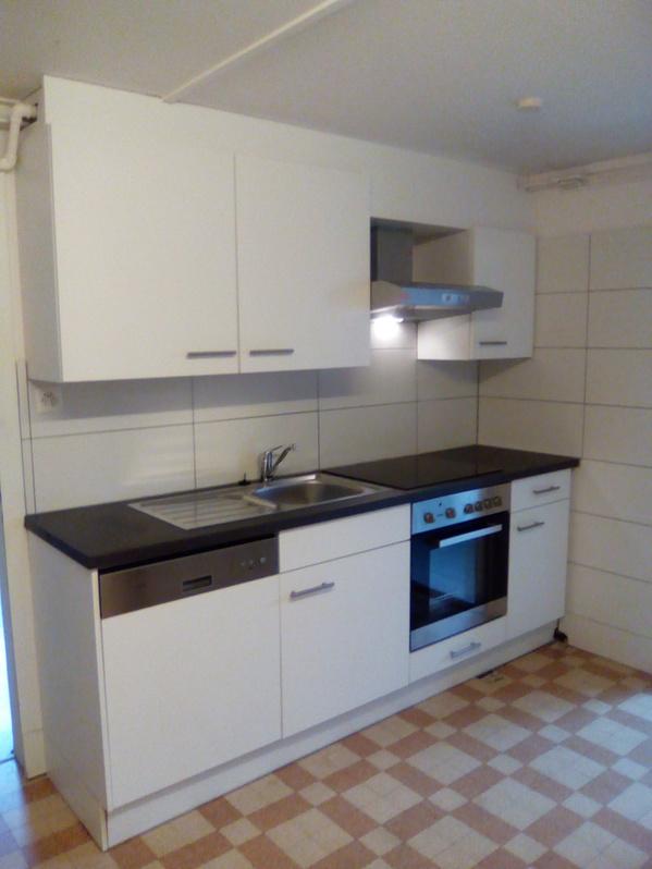 3.5 Zimmerwohnung mit Sitzplatz und Garage 3414 Oberburg