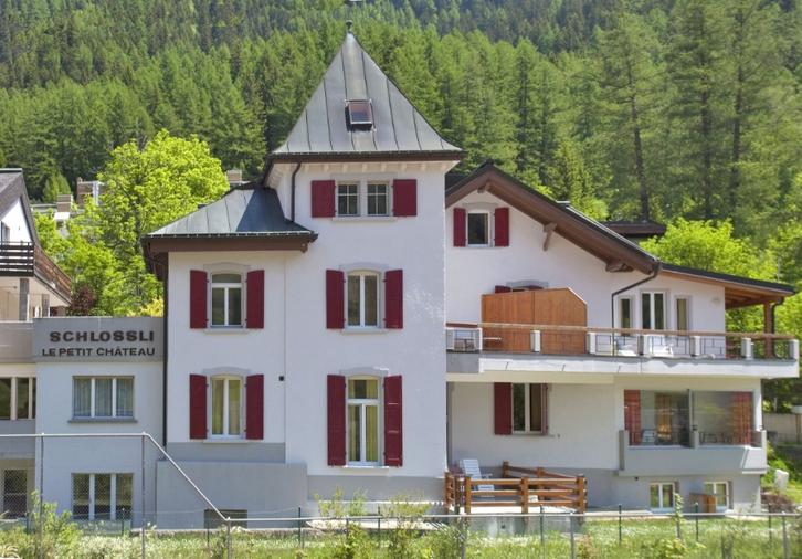 Haus Schlössli, super Investitionsobjekt, beste zentrale Lage neben Thermalbad und Bergbahn 3954 Leukerbad