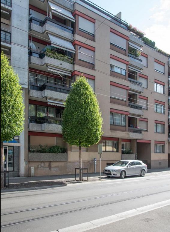Geräumige 2.5-Zimmerwohnung im 3 OG!! 4053 Basel