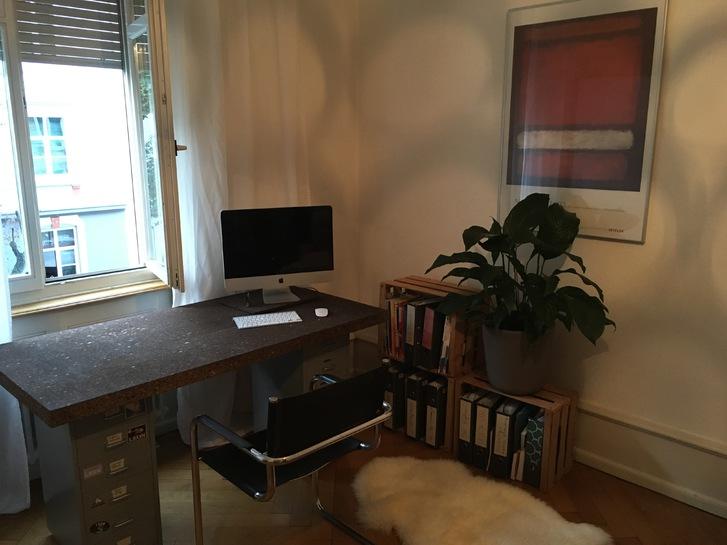 Mehr als nur 1 schönes Zimmer für Wochenaufenthalter in Basel 4055 Basel