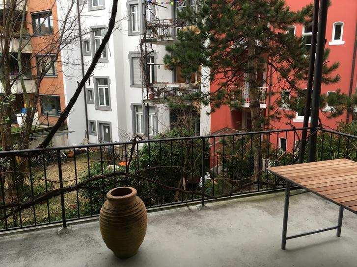 Mehr als nur 1 schönes Zimmer für Wochenaufenthalter in Basel 3