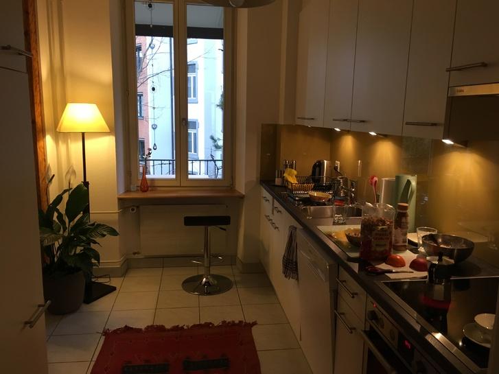 Mehr als nur 1 schönes Zimmer für Wochenaufenthalter in Basel 4