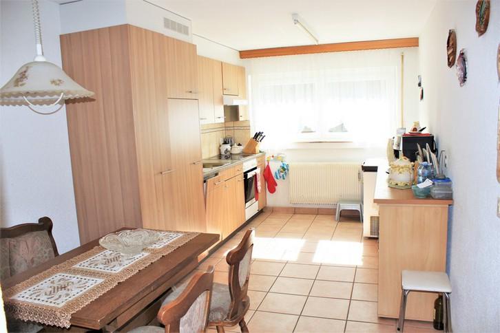 SALUTE gepflegte grosse 3.5 Zimmerwohnung in Leukerbad 3954 Leukerbad