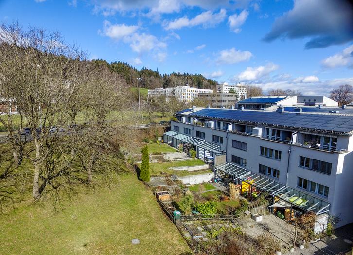 4 1/2-Zimmer-Maisonette-Wohnung St. Gallen