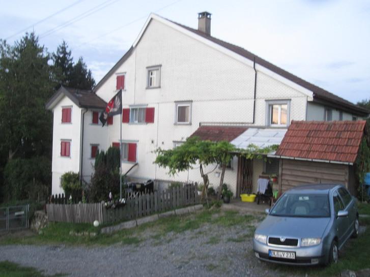 1 Zimmer in einem alten Haus rorschacherberg
