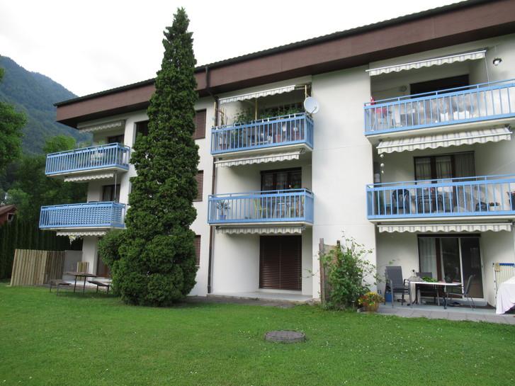 Ruhige 2-Zimmerwohnung im grünen  9467 Frümsen