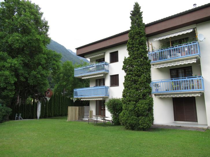 Ruhige 2-Zimmerwohnung im grünen  2