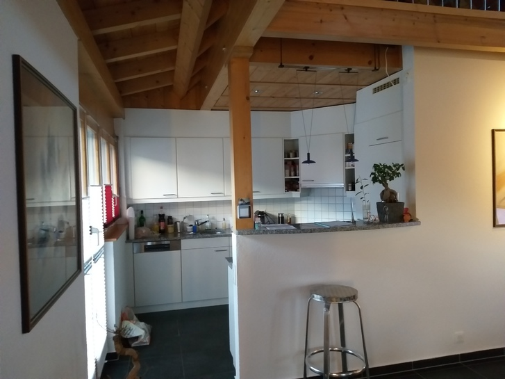 4,5 Dachwohnung mit Galerie 2